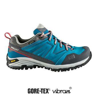 Millet HIKE UP GTX - Hiking Shoes - Women's - ocean depths