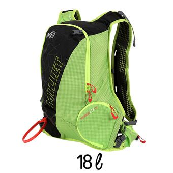 Mochila 18L TOURING LTK acid green