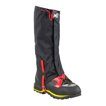 Millet ALPINE DRYEDGE - Guêtres Homme black/red