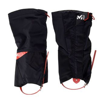 Millet ALPINE DRYEDGE - Guêtres black/red