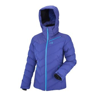 Chaqueta mujer LD HEIDEN II purple blue/purple