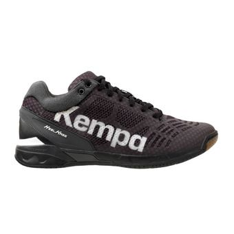 53332ee419e3e Soldes -20% Chaussures handball homme ATTACK MIDCUT noir blanc