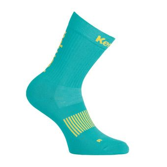 Chaussettes  LOGO CLASSIC turquoise/jaune spring