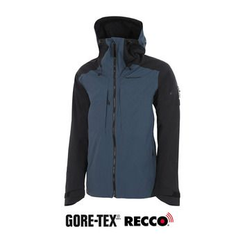 Peak Performance TETON GTX - Veste Homme blue steel