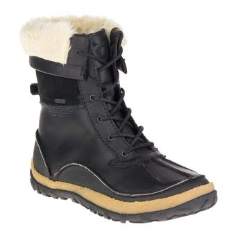 Merrell TREMBLANT MID POLAR WP - Hiking Shoes - Women's - black