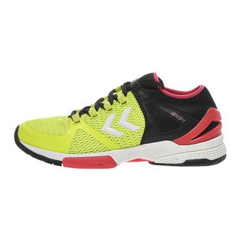 Chaussures homme AEROCHARGE HB 200 safety yellow/black/diva pink
