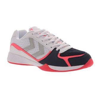 Zapatillas mujer AEROSPEED white/navy/diva pink