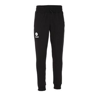 Hummel FIT - Pantalón de chándal hombre black/white
