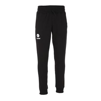 Jogging homme FIT noir/blanc