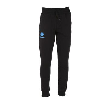 Pantalon jogging homme FIT black/diva blue