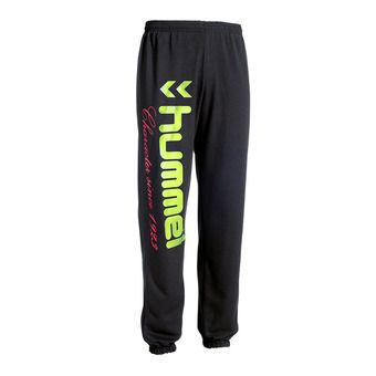 Pantalon jogging homme UH black/safety yellow