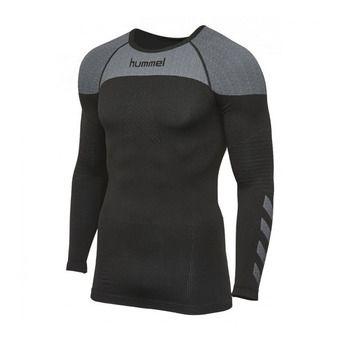 Camiseta térmica hombre COMFORT negro