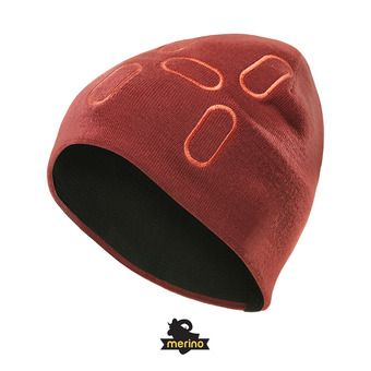 Bonnet H dark ruby