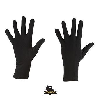 Icebreaker OASIS LINERS - Sous-gants black