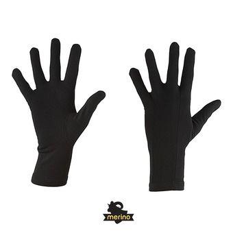 Sous gants tactiles OASIS LINERS black