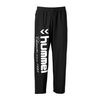Hummel UH - Jogging Homme noir blanc