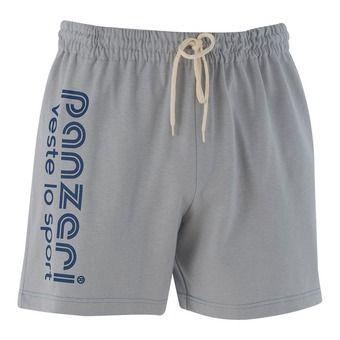 Short UNI A gris clair/marine