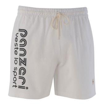 Panzeri UNI A - Short blanc/noir