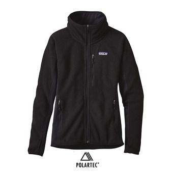 Chaqueta polar mujer PERFORMANCE BETTER black