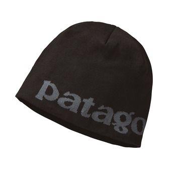 Patagonia LOGO - Beanie - belwe/black
