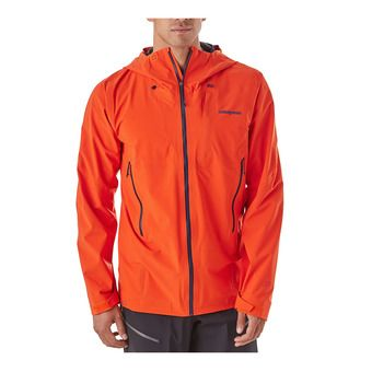Patagonia GALVANIZED - Chaqueta hombre paintbrush red