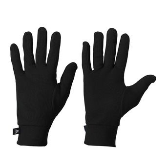Odlo ORIGINALS WARM - Glove Liners - black