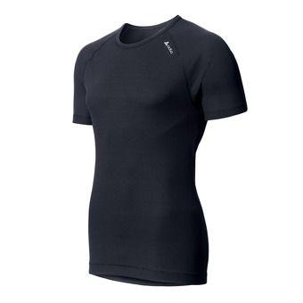 Camiseta térmica hombre CUBIC ebony grey/black