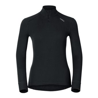 LS Base Layer - Women's - ACTIVE ORIGINALS WARM black