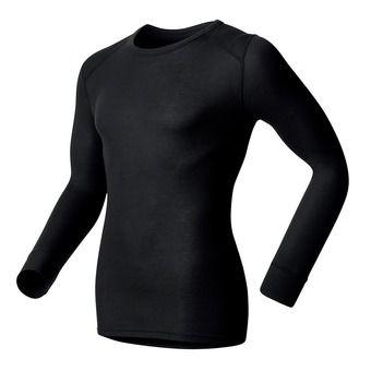 Camiseta térmica hombre WARM black