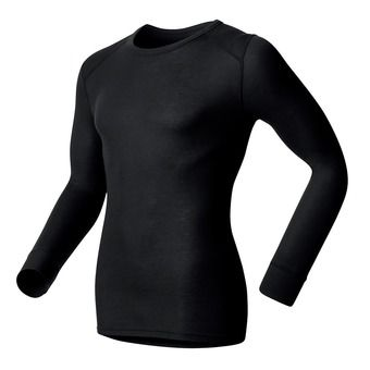 Odlo ACTIVE ORIGINALS WARM - Camiseta térmica hombre black