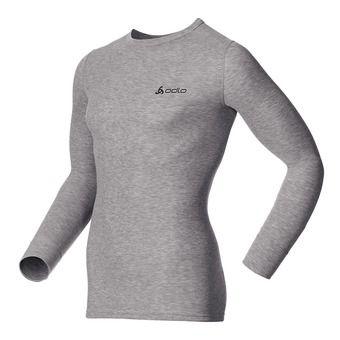 Camiseta térmica hombre WARM grey melange