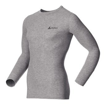 Odlo ACTIVE ORIGINALS WARM - Camiseta térmica hombre heather grey