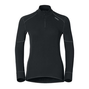 Odlo ACTIVE ORIGINALS X-WARM - Camiseta térmica mujer black