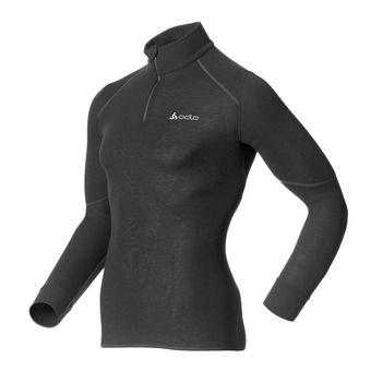 Camiseta térmica hombre X-WARM black