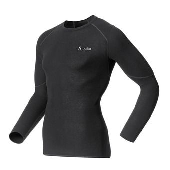 Odlo ACTIVE ORIGINALS X-WARM - Camiseta térmica hombre black