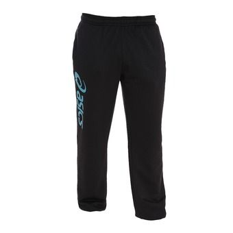 Tracksuit Pants - SIGMA black/turquoise