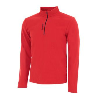 Polaire 1/2 zip homme ACCESS MICRO vibrant red