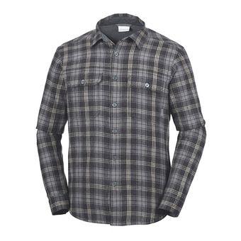 Camisa hombre WINDWARD™ III black plaid