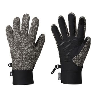 Columbia DARLING DAYS - Guantes mujer shark/black