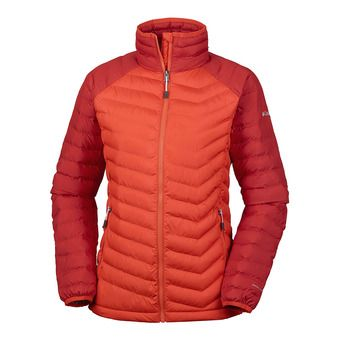 Anorak mujer POWDER LITE™ hot pepper/sail red