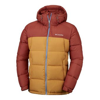 Anorak hombre PIKE LAKE rusty, canyon gold
