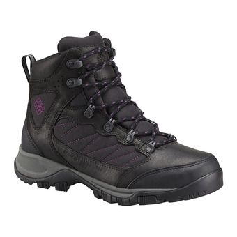 Chaussures femme CASCADE PASS™ black/intense purple