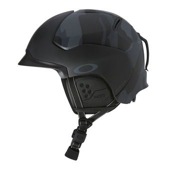 Oakley MOD5 FACTORY PILOT - Casco de esquí matte night camo