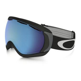 Oakley CANOPY - Ski Goggles - matt black/prizm sapphire iridium