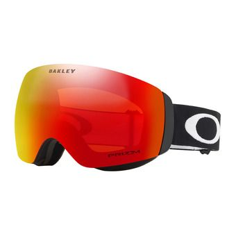 Masque de ski FLIGHT DECK XM matte black/prizm torch iridium
