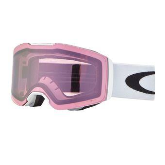 Gafas de esquí/snow FALL LINE matte white/prizm snow hi pink iridium