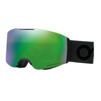 Masque de ski FALL LINE factory pilot blackout - prizm snow jade iridium®