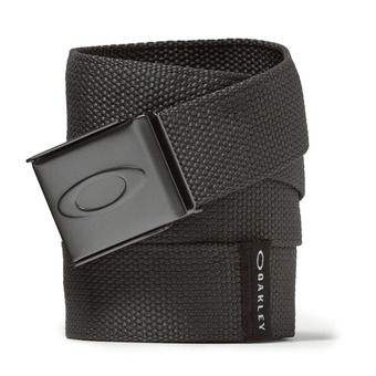 Belt - ELLIPSE WEB BELT blackout