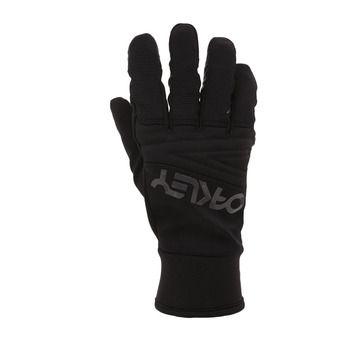 Oakley FACTORY PARK - Gloves - Men's - blackout