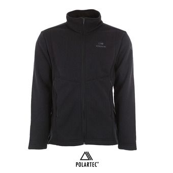 Veste polaire homme MISSION black